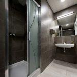 Łazienka i prysznic dla pacjentów