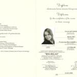 Dyplom masażu klasycznego