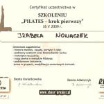 Szkolenie Pilates