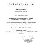 Grzegorz Suder - Reedukacja funkcji chodu
