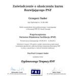 Grzegorz Suder - PNF